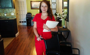 Elena Soto Certified Medical Assistant at Big Heart Home Care in Tampa Florida 33615